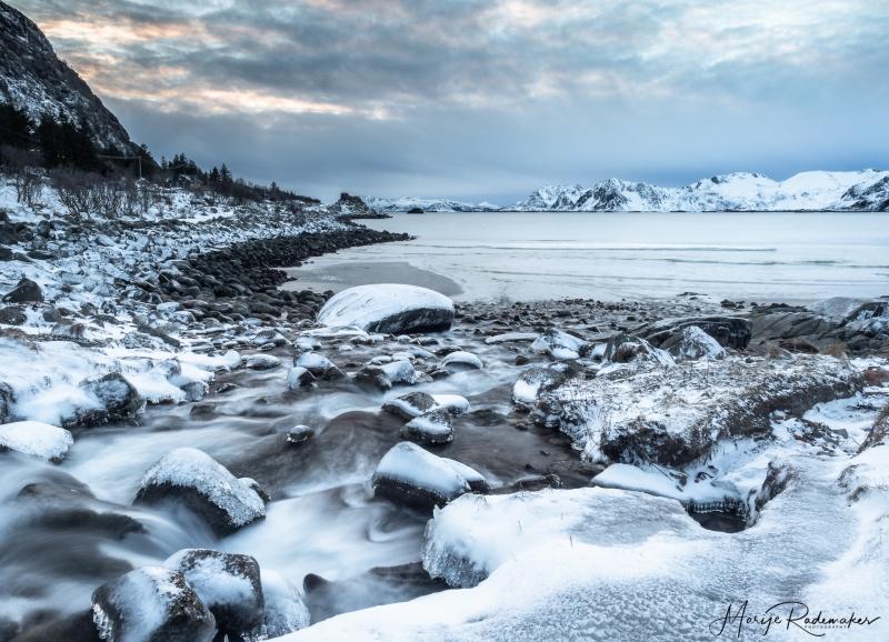 Captured at Lofoten on 20 Feb, 2019 by Marije Rademaker