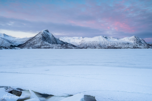 Captured at Lofoten on 17 Feb, 2019 by Marije Rademaker